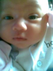 Our Baby Girl Adhaya Desela Diguna